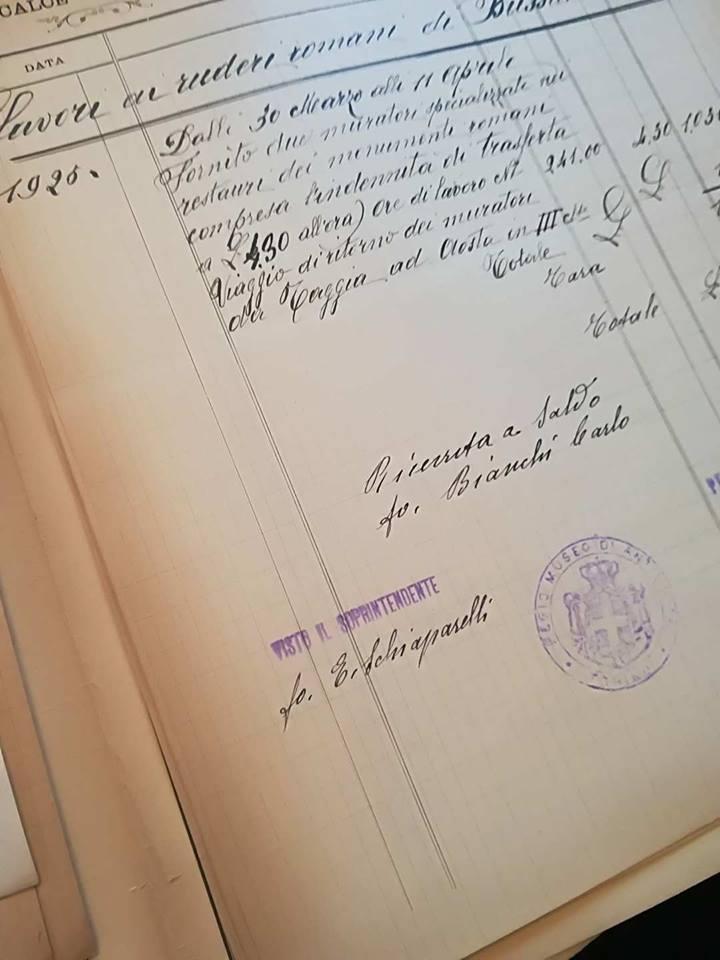 Archivio e digitalizzazione: l'esempio del Museo Egizio