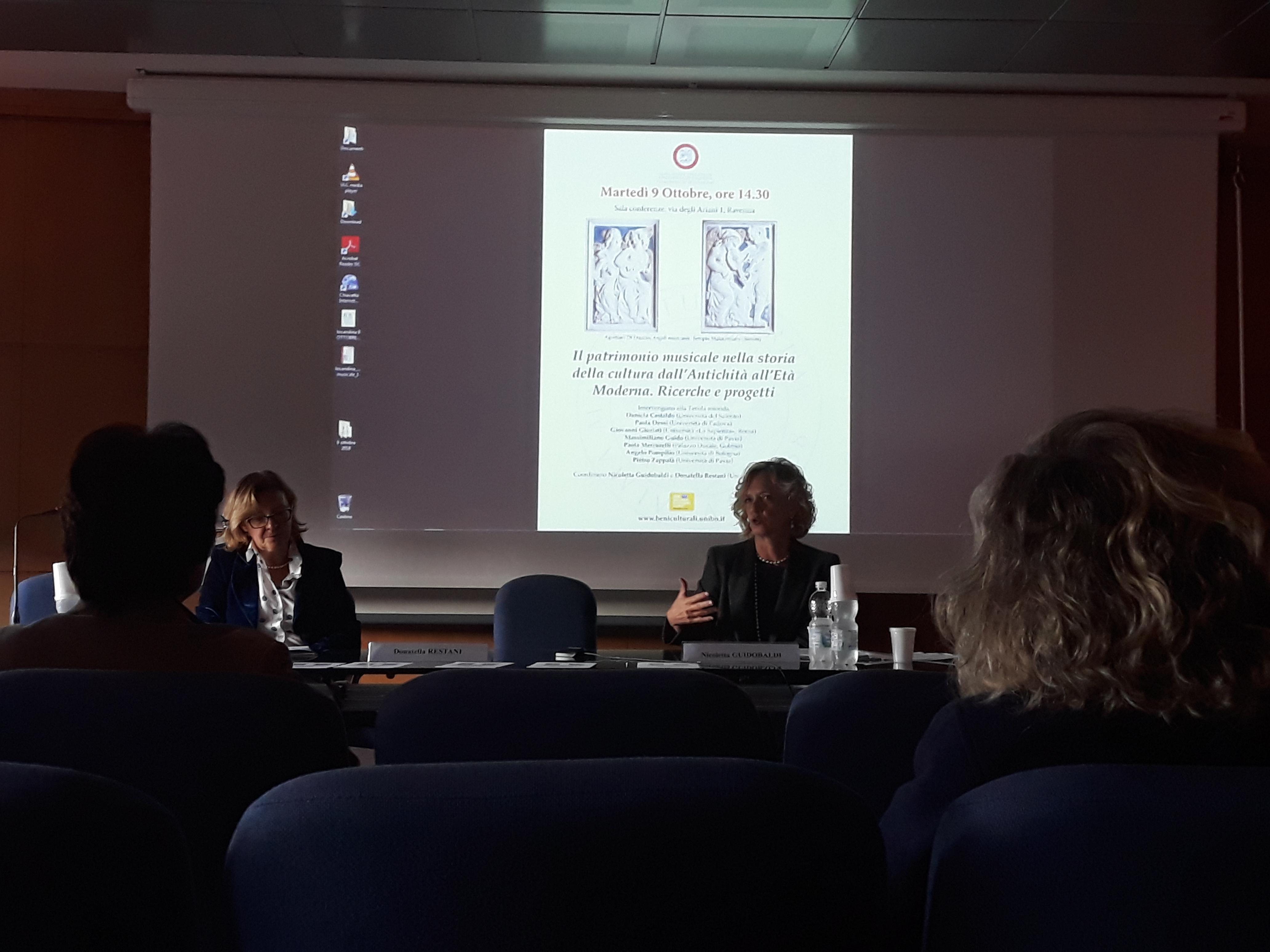 LE INTERCONNESSIONI GLOBALI DEL PATRIMONIO MUSICALE: PROGETTI E RICERCHE