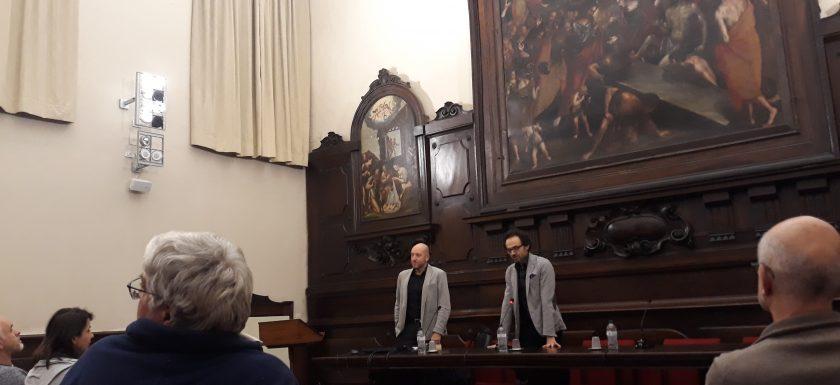 Conferenza Alessandro Vanoli