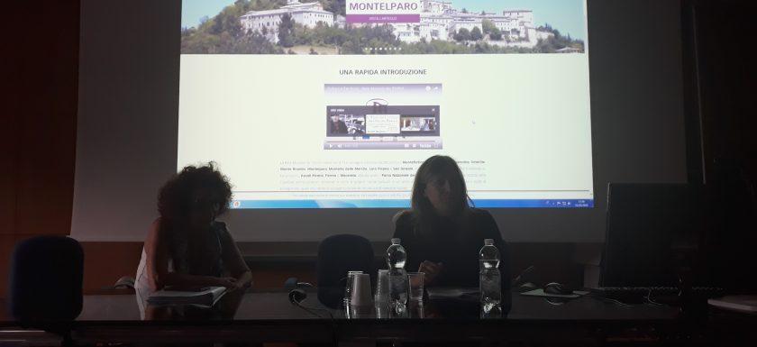Tiziana Maffei e Daniela Tisi