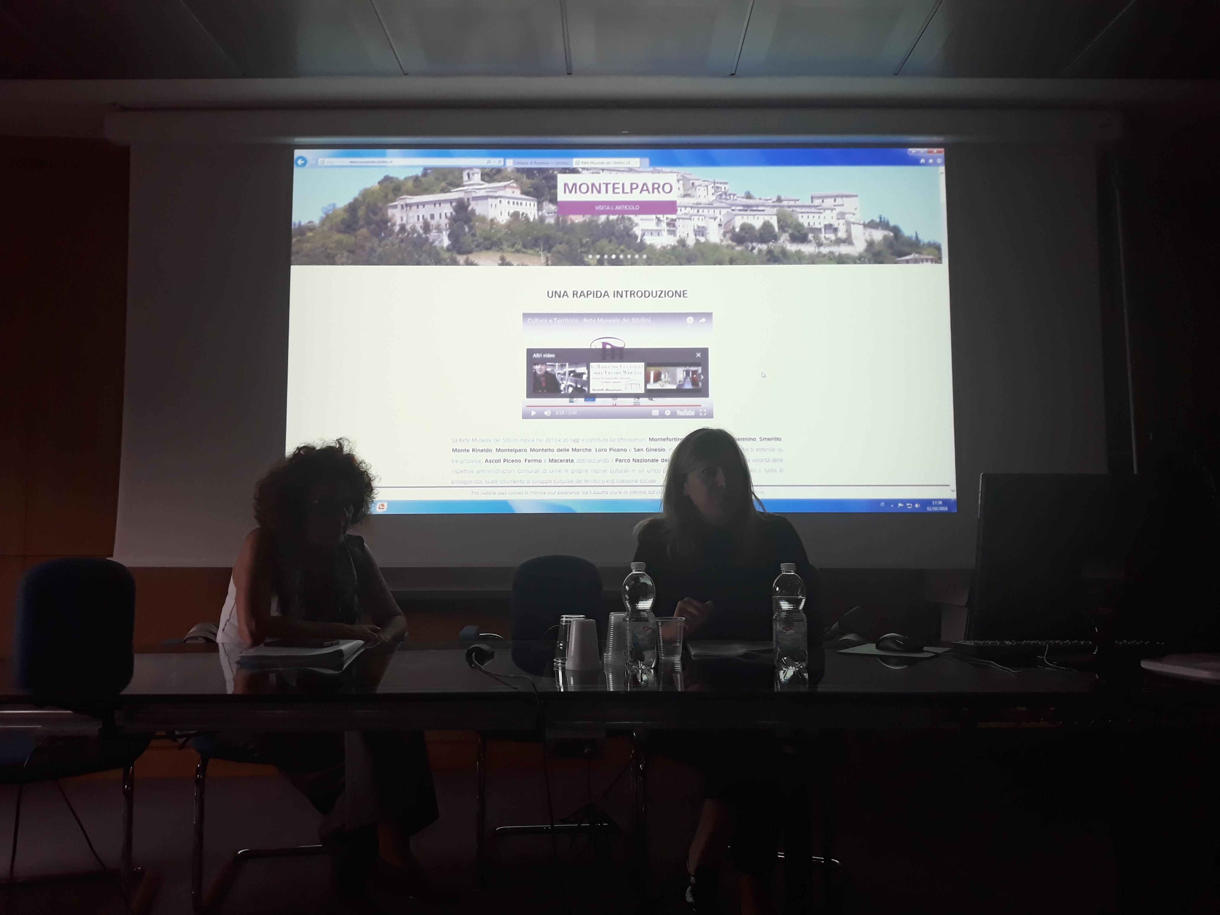 PROSPETTIVE E MISSIONI: L'ESEMPIO DELLA RETE MUSEALE DEI SIBILLINI