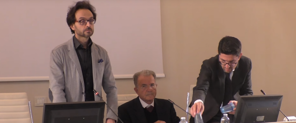 Alle giornate ravennati sui Beni Culturali Romano Prodi parla di Europa, situazione attuale e scenari futuri