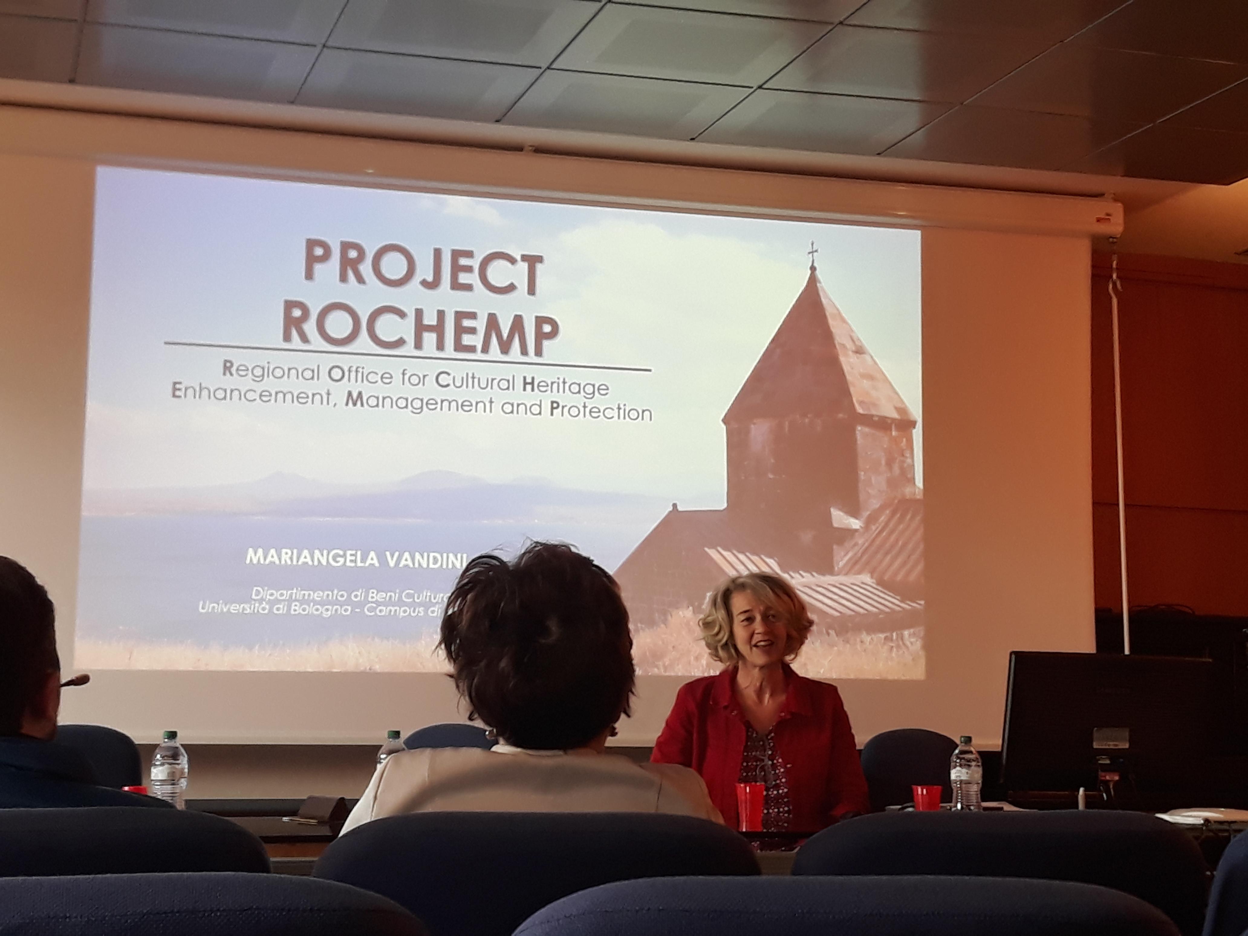 Rochemp: cooperazione, sviluppo e valorizzazione del patrimonio armeno