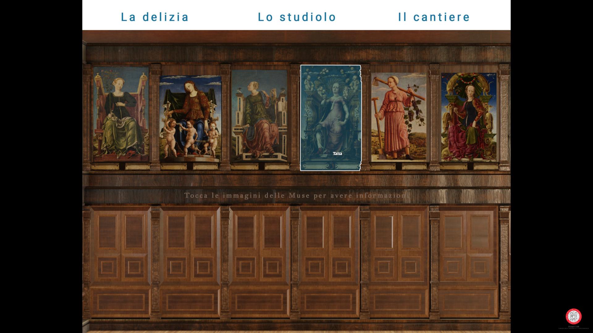 Le muse di Belfiore protagoniste di 6 mini-documentari a Palazzo dei Diamanti