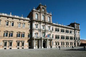 Palazzo Ducale di Modena, residenza degli Este