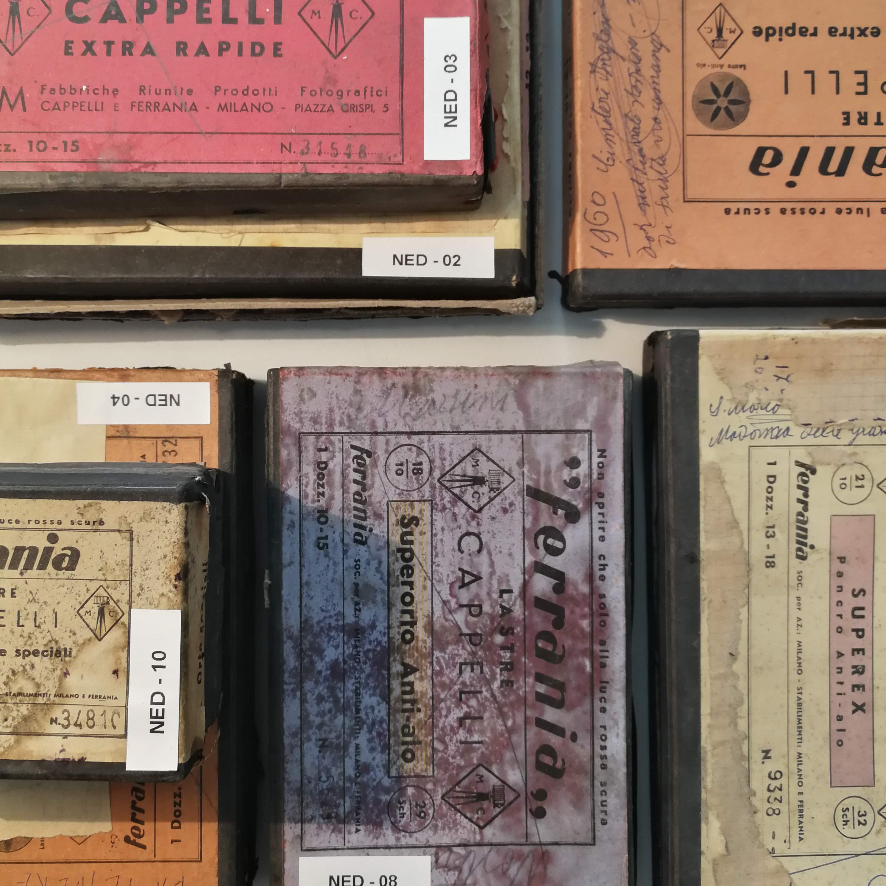 Da Faenza a Torino: tirocinio all'archivio fotografico