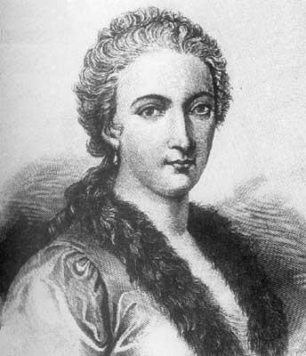 Tra le donne straordinarie c'è Maria Gaetana Agnesi