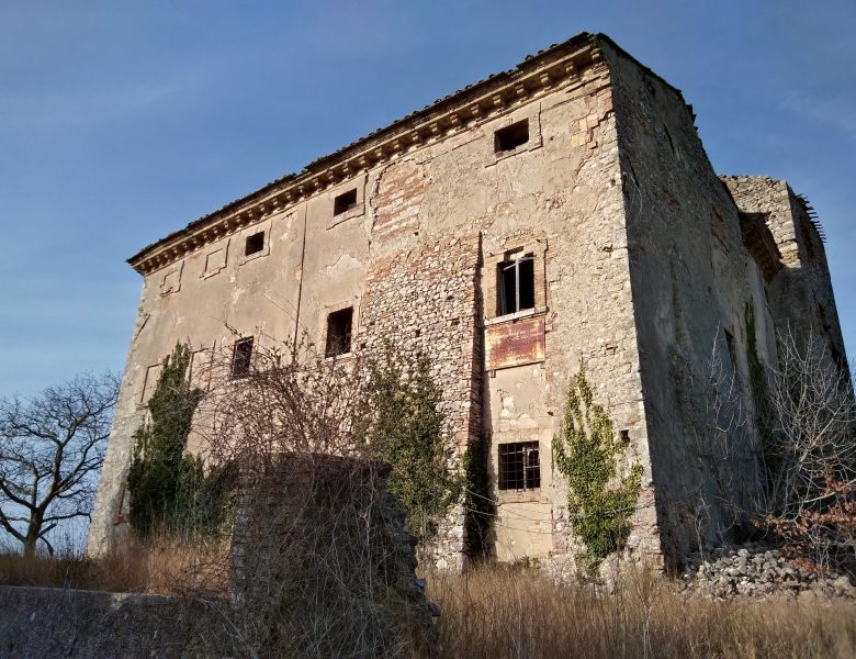 Forte Cesare: un tesoro lungo la Via Amerina