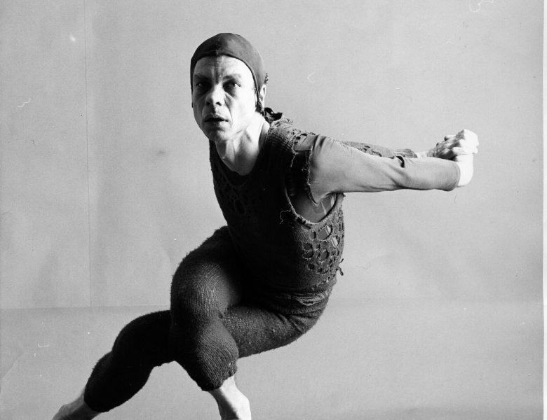 Merce Cunningham: l'avanguardia nella danza